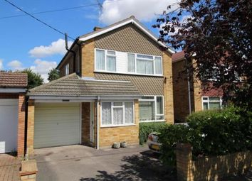 Thumbnail 3 bed detached house for sale in Byron Road, Hutton, Brentwood, Essex