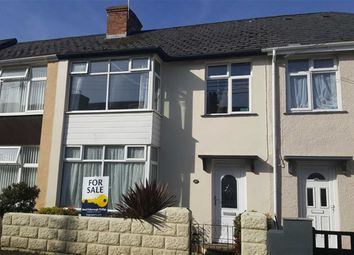 Thumbnail 3 bedroom terraced house for sale in Broadfield Road, Barnstaple