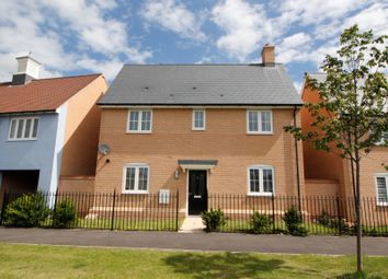 Thumbnail 3 bedroom detached house to rent in Hooper Avenue, Colchester