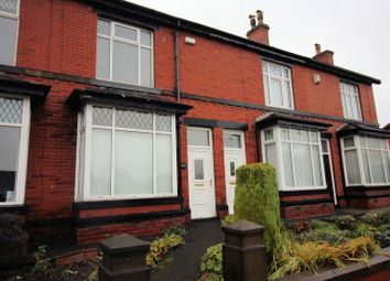 Thumbnail 2 bed terraced house for sale in Higher Ainsworth Road, Radcliffe, Manchester