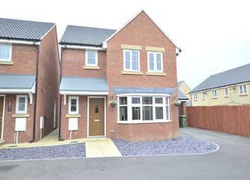 Thumbnail 3 bedroom detached house for sale in Keynes Drive, Brockworth, Gloucester