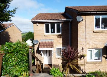 Thumbnail 2 bed end terrace house for sale in Liddle Way, Plympton, Plymouth