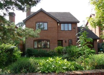 Thumbnail 4 bedroom detached house to rent in White Acres Drive, Holyport, Maidenhead