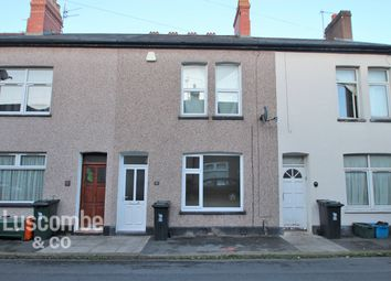 Thumbnail 2 bed terraced house to rent in Portskewett Street, Newport