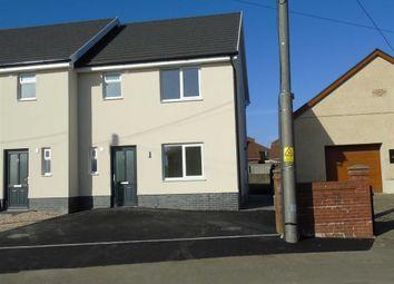 Thumbnail 3 bedroom semi-detached house for sale in Blackhill Road, Gorseinon, Swansea, Swansea