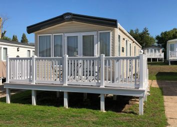 Thumbnail 2 bed mobile/park home for sale in Gorse Hill Rockley Park, Napier Road, Poole