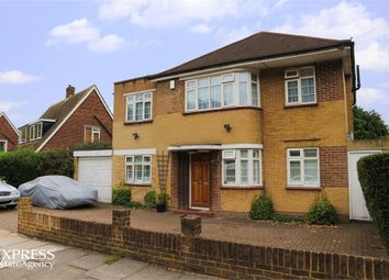 Thumbnail 5 bed detached house for sale in Uxbridge Road, Hampton Hill, Hampton, Greater London