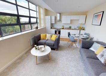 Thumbnail 1 bed flat for sale in Southside, Ilkeston, Derbyshire