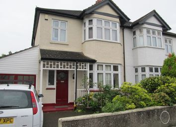 Thumbnail 3 bed semi-detached house to rent in Nightingale Lane, Bickley