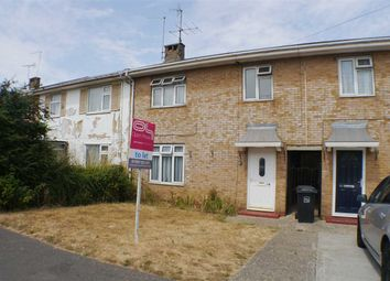 Thumbnail 3 bed terraced house to rent in The Quadrant, Goring-By-Sea, Worthing