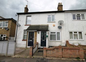 Thumbnail 2 bed terraced house to rent in Shaftesbury Road, Gidea Park, Romford