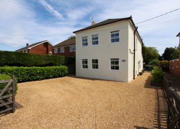 Thumbnail 3 bed detached house for sale in Heath Road, Soberton, Southampton