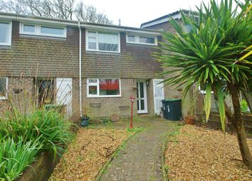 Thumbnail 3 bed terraced house for sale in Moorcroft Avenue, Burton, Christchurch
