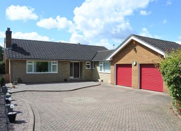 Thumbnail 3 bed detached bungalow for sale in Barrowby Road, Grantham