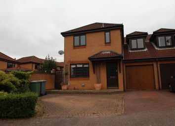 Thumbnail 3 bedroom semi-detached house for sale in Starling Close, Aylsham, Norwich