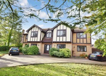 Thumbnail 5 bed detached house for sale in High Road, Rayleigh