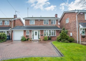 Thumbnail 4 bedroom detached house for sale in Coleshill Road, Curdworth, Sutton Coldfield