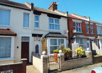 Thumbnail 3 bed terraced house for sale in Fairfield Road, Clacton-On-Sea