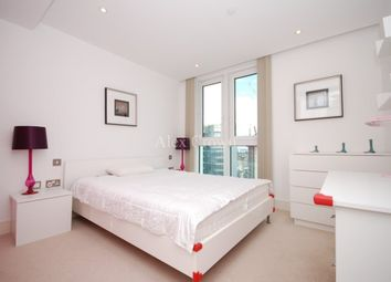 Thumbnail 1 bed flat to rent in Stratosphere Tower, London