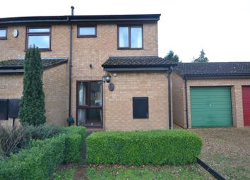 Thumbnail 2 bedroom semi-detached house to rent in Windsor Gardens, Somersham, Cambridgeshire