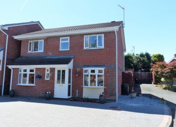 Thumbnail 4 bed detached house for sale in Foxhollies Drive, Halesowen