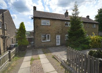 Thumbnail 3 bed semi-detached house for sale in Longlands Avenue, Slaithwaite, Huddersfield