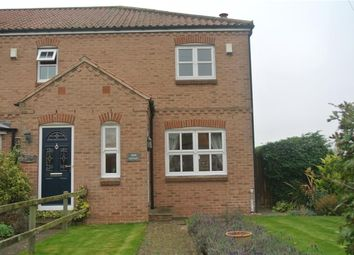 Thumbnail 2 bed end terrace house to rent in Oak Road, Cowthorpe, Wetherby
