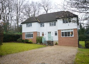 Thumbnail 5 bedroom detached house for sale in Firs Walk, Tewin, Welwyn