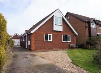 Thumbnail 3 bed detached house for sale in Southfield Road, Holton Le Clay, Grimsby