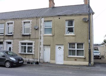 Thumbnail End terrace house for sale in Penybanc Road, Ammanford