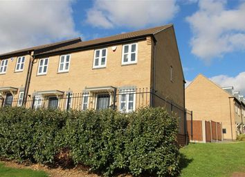Thumbnail 2 bed end terrace house for sale in Stakeford Court, Arnold, Nottingham