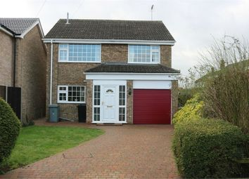 Thumbnail 4 bed detached house for sale in Godwin Close, Bourne
