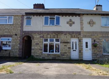 Thumbnail 2 bed terraced house for sale in Baldwin Avenue, Wigston