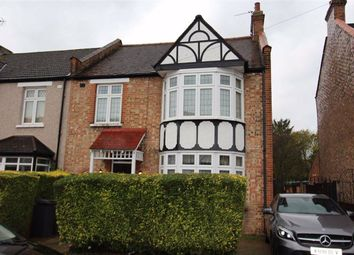 Thumbnail 4 bed semi-detached house for sale in Horsley Road, North Chingford, London