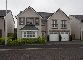 Thumbnail 5 bedroom detached house to rent in Berryhill Circle, Westhill