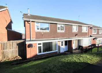 Thumbnail 3 bed terraced house to rent in Tennyson Road, Pelton Fell, Chester Le Street