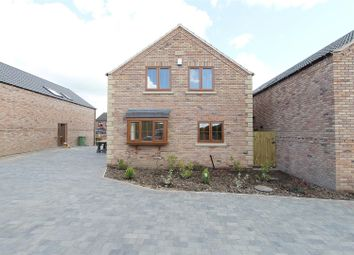 Thumbnail 4 bed detached house for sale in Church Lane, North Wingfield, Chesterfield