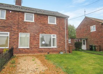 Thumbnail 2 bed terraced house for sale in Waveney Road, Hunstanton