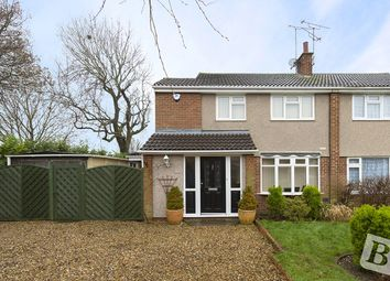 Thumbnail 3 bed semi-detached house for sale in Sharpington Close, Chelmsford, Essex