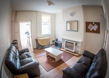 Thumbnail 4 bedroom terraced house to rent in Chilwell Street, Lenton, Nottingham