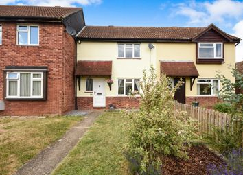 Thumbnail 2 bed terraced house for sale in Wilkinsons Mead, Springfield, Chelmsford