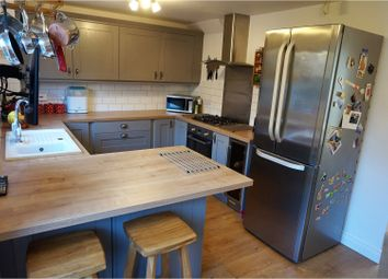Thumbnail 3 bed town house for sale in Cookes Court, Tattenhall