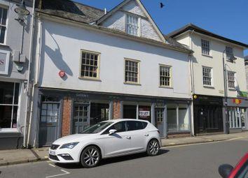 Thumbnail Retail premises to let in 9 North Street, Ashburton, Devon