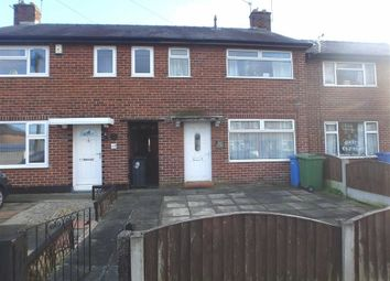 Thumbnail 2 bed town house for sale in Howson Road, Orford, Warrington, Cheshire