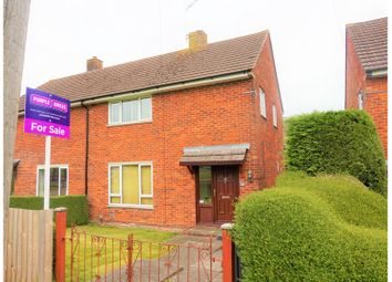 3 bed semi-detached house for sale in Fromond Road, Weeke, Winchester SO22