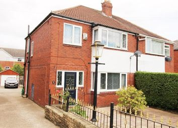 Thumbnail 3 bedroom semi-detached house for sale in Swinnow Drive, Bramley, Leeds