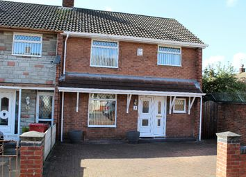 Thumbnail 3 bed town house for sale in Horrocks Close, Huyton, Liverpool