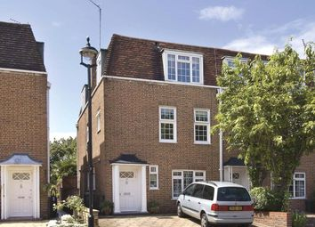 Thumbnail 4 bed terraced house to rent in The Marlowes, St John's Wood, London