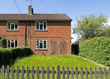 Thumbnail 3 bed end terrace house for sale in Oak Close, Storrington, Pulborough, West Sussex