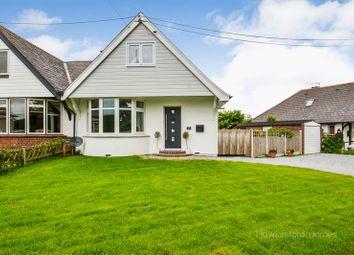 Thumbnail 4 bed semi-detached bungalow for sale in Brogdale Road, Ospringe, Faversham